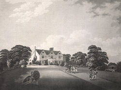 View of late residence of Rev. Sam [Plasse]